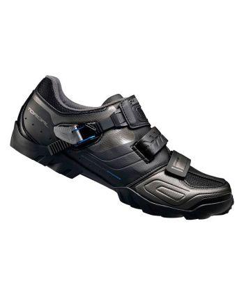 Pack Zapatillas Shimano M089 Negras + Pedales Shimano XT
