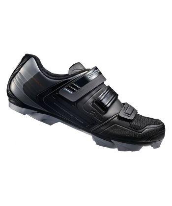 Zapatillas Shimano XC31 Negras + pedales Shimano XT