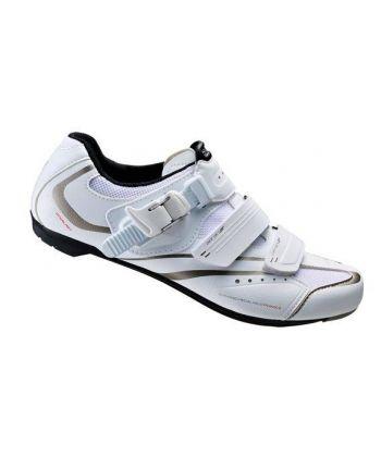 Zapatillas de Carretera Shimano WR42 Blancas