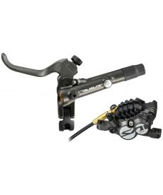 Freno trasero Shimano Saint Post Mount metal con disipador