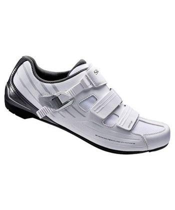 Zapatillas de Carretera Shimano RP3 Blancas