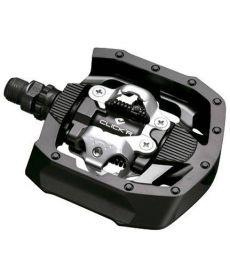 Pedales Shimano PD-MT50 Trekk Mixtos S/R CLICK'R