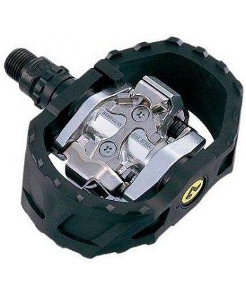 Pedales Shimano PD-M424 SPD Para MTB