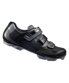 Pack Zapatillas Shimano XC31 Negras + Pedales Shimano Deore XT SPD M8020
