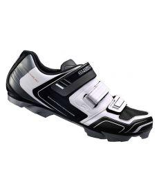 Pack Zapatillas Shimano XC31 Blancas + Pedales Shimano Deore XT SPD M8020