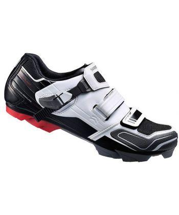 Pack Zapatillas Shimano XC51 Blancas + Pedales Shimano Deore XT SPD M8020