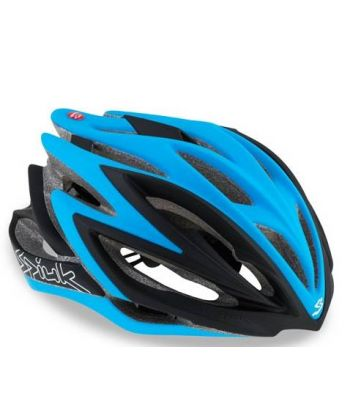 Casco Spiuk Dharma Azul y Negro Mate