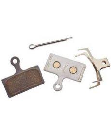 Pastillas Freno De Disco Shimano Para M985 M785 M675 M666 de Metal