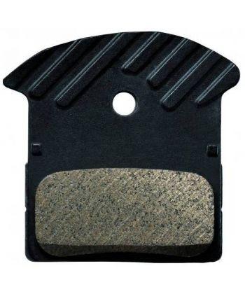 Pastillas de Frenos de Disco Shimano Refrigeradas Para XTR, XT, SLX, Alfine M9000 M8000 M985 M785 M675 M666 Resina