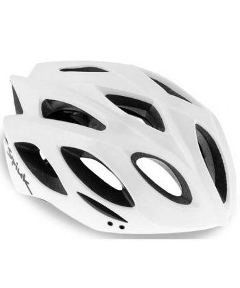 Casco Spiuk Rhombus Blanco