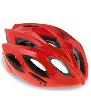 Casco Spiuk Rhombus Rojo
