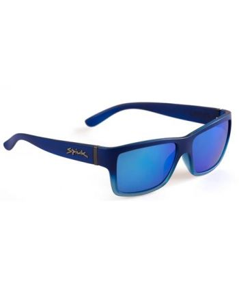 Gafas Spiuk Halley Azules Lentes Espejo Azul