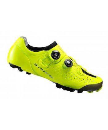 Zapatillas MTB Shimano XC90 Amarillas