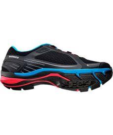 Zapatillas Shimano CW41 Negras + Pedales Mixtos M324