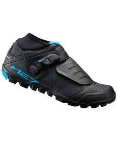 Zapatillas Shimano ME7 Negro 2017 + Calas