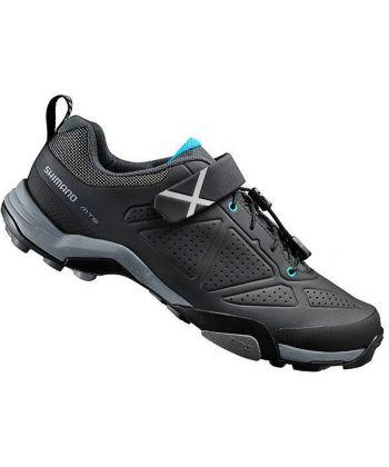 Zapatillas Shimano MT5 Negro 2017 + Calas