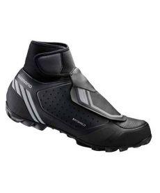 Zapatillas Shimano MW5 Negro 2017 + Calas