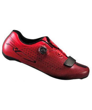 Zapatillas de Carretera Shimano RC7 Rojas