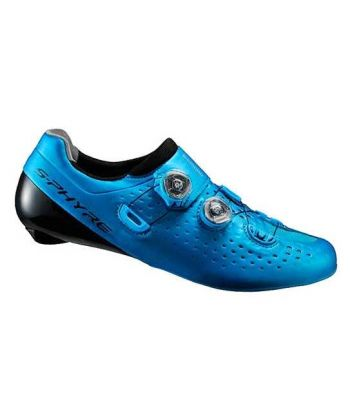 Zapatillas de Carretera Shimano RC9 Azules