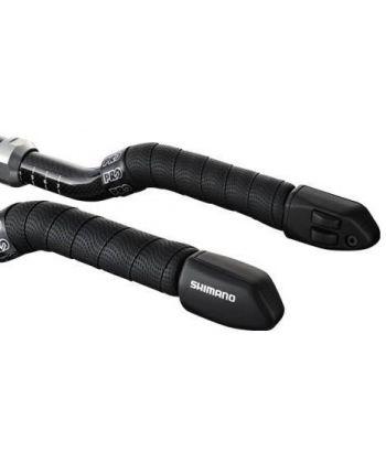 Mandos Shimano Ultegra Etube con Acoples para Triatlón de Dos Botones