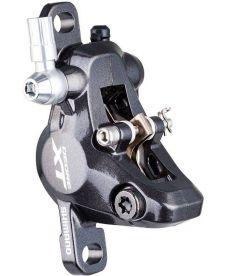 Pinza de Freno Shimano XT BR-M8000 Post Mount Resina G02A Sin Disipador