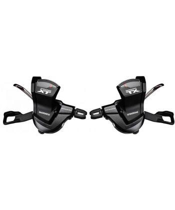 Mandos Shimano XT SL-M8000 I-SPEC II 11X3/2 Velocidades con Abrazadera y Display