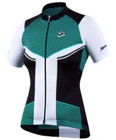 Maillot Ciclista Spiuk Performance Women Verde