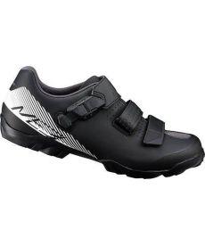 Zapatillas Shimano ME3 Negras y Blancas