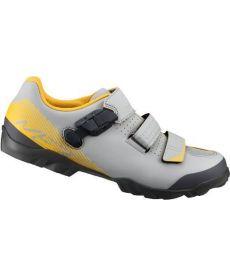 Zapatillas Shimano ME3 Grises y Negras