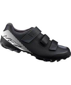 Zapatillas Shimano ME2 Negras y blancas