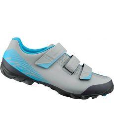 Zapatillas Shimano ME2 Grises y Azules
