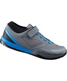 Zapatillas Shimano AM7 Grises y Azules
