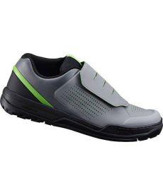 Zapatillas Shimano GR9 Grises y Verdes