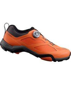 Zapatillas Shimano MT7 Naranjas