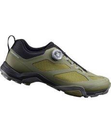 Zapatillas Shimano MT7 Verdes