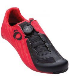 Zapatillas Ciclismo Pearl Izumi Race Road V5 Rojas