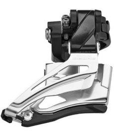 Desviador Shimano Deore FD-M6025 de 10X2 Velocidades Abrazadera Alta Top Swing