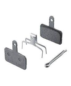 Pastillas de Frenos de Disco Shimano M575-M525-M495 Resina