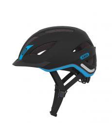 Casco de ciclismo Abus Pedelec, Azul