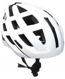 Casco de Bicicleta Abus In Vizz Blanco Polar