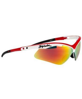 Gafas Spiuk Ventix Blancas y Rojas