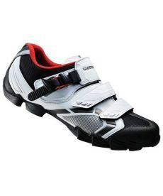 Zapatillas Shimano SH M088 Blancas y Negras