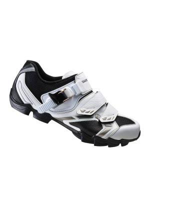 Zapatillas Shimano WM63 Blancas Mujer