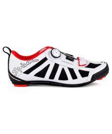 Zapatillas de Triathlon Spiuk Progeny Blancas