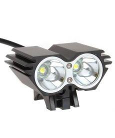 Luz Led Para Bicicleta 5000 Lumens