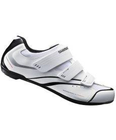 Zapatillas de Carretera Shimano R078 Blancas