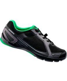 Pack Zapatillas Shimano CT41 Negras + Calas