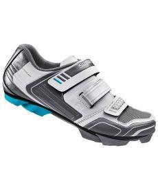 Pack Zapatillas Shimano WM 53 Blanco + Calas