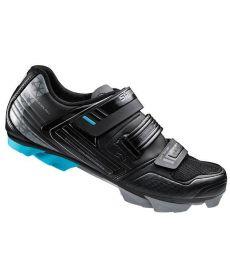 Pack Zapatillas Shimano WM53 Negro + Calas